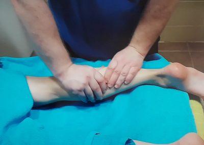 Разгрузочный массаж