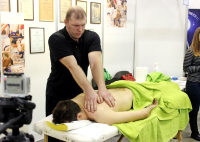 Классичесский массаж