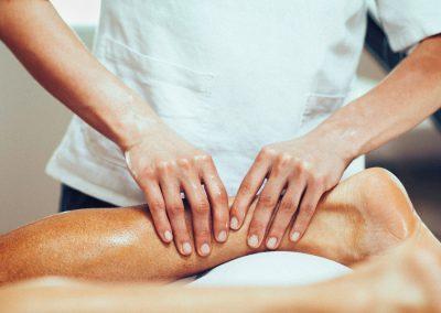 Limfadrenažinis masažas